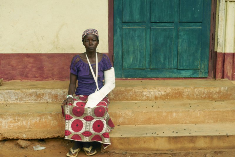 An image preview for Central African Republic: Continued violence is leaving people without options article.
