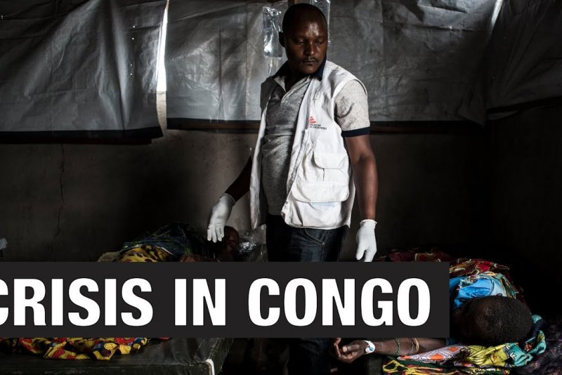 An image preview for MSF PULSE: Crisis in Democratic Republic of Congo article.